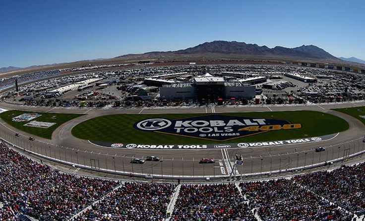 NASCAR Kobalt 400 March 11-15, 2017 in Las Vegas