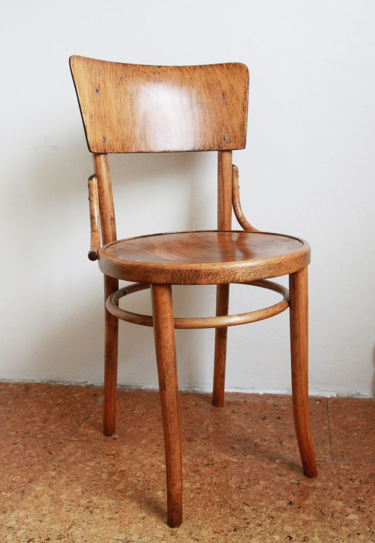 TON chair. Renovated.