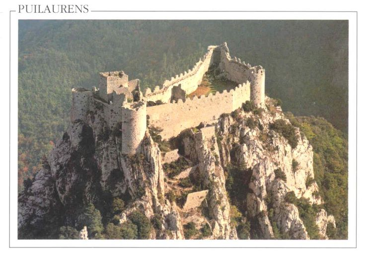 cathar castles chateau puilaurens places i have