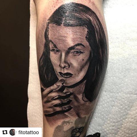 Vampira Tattoo 57 best Vampira Tattoo...