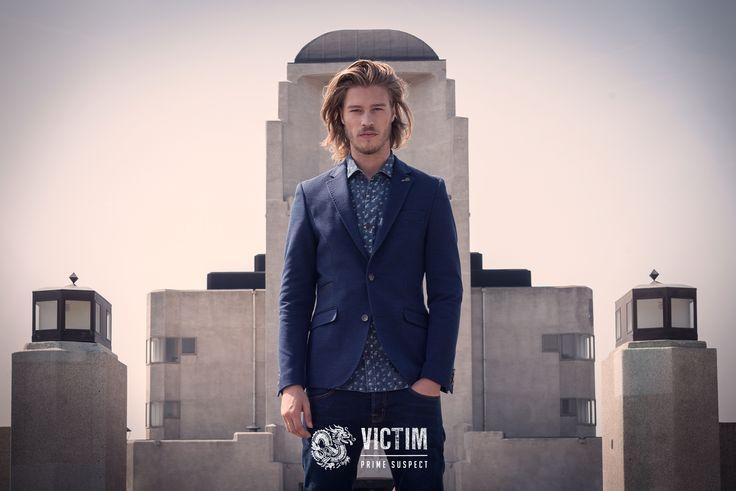 #Victim #PrimeSuspect #radiokootwijk #casual #menswear #fashion #onlyformen #style #fall #winter #2015 #AW15 #photographer #kootwijk #fashionshoot #denim #denimshoot #jeans #teunkoemans #koningvhbos #mua #norienvoskuilen   www.onlyformen.nl