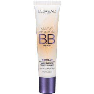 L'Oreal Studio Secrets Magic B.B. Cream, Medium, 1 Fluid Ounce