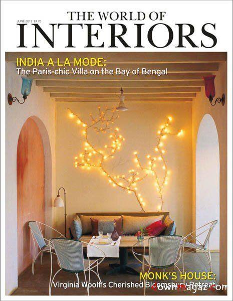 World Of Interiors Uk 2015