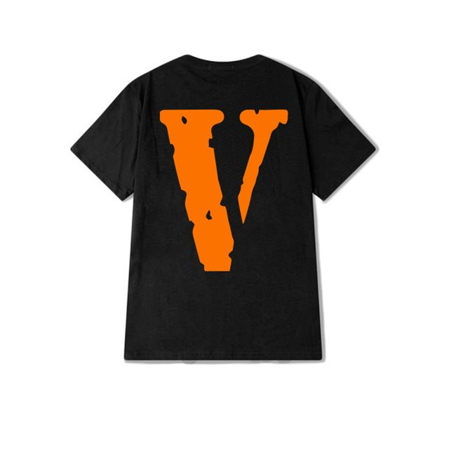 Buy now Vlone Men's T-shirts Hip Hop T shirt Korean Style Streetwear Kanye West Tee Shirt Homme Fitness Men T-shirt Mma Camisa Masculina just only $11.21 with free shipping worldwide  #tshirtsformen Plese click on picture to see our special price for you