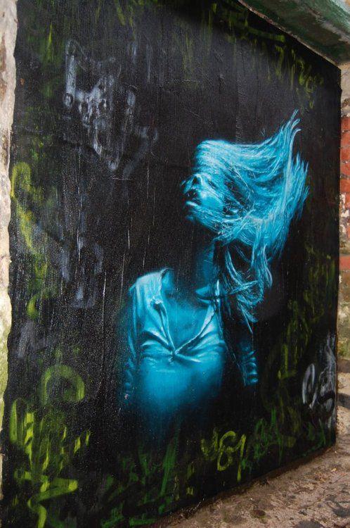 Street Art...Misty. S)