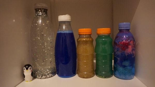 Je vous présente une nouvelle bouteille sensorielle, vous pouvez retrouvez les autres ici. [gallery ids=»530,532,531″ type=»slideshow»] Après un essai infr…