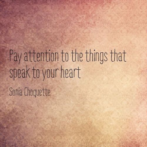 sonia choquette quotes - Google Search