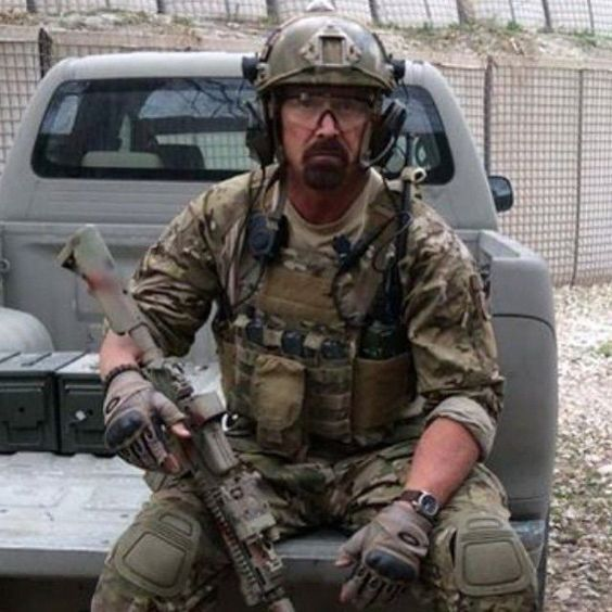 Retired Maj  Keith A  Butler in Afghanistan  K i A May 10