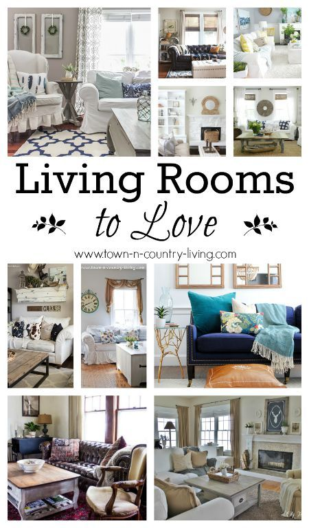 Living Rooms to Love. See all 10!