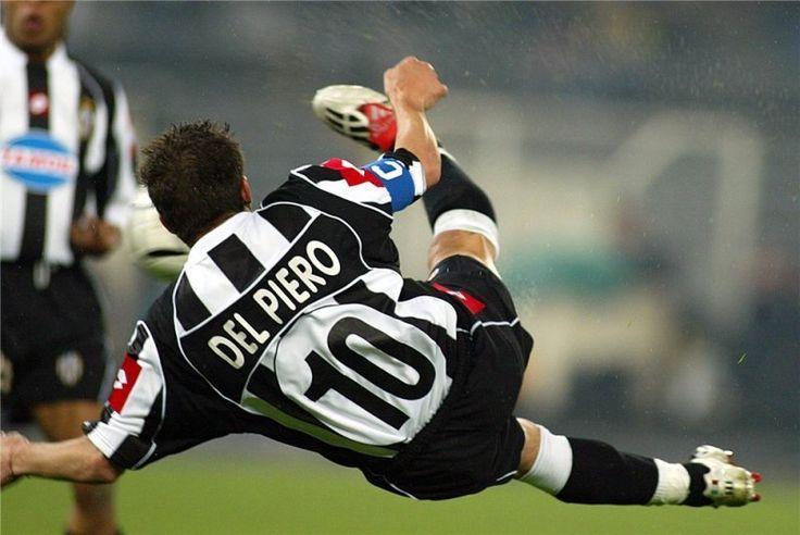 Del Piero 2002/03