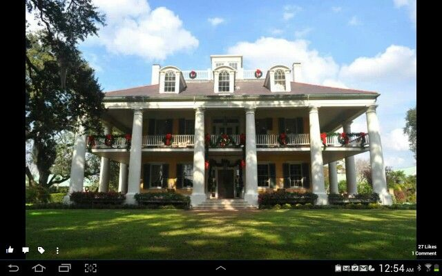 102 Best Images About Southern Plantation Homes On