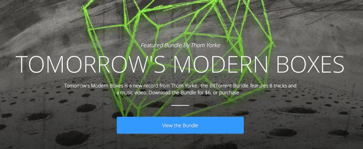 Thom Yorke Paves the Way for Filmmakers to Use Paygated Content via BitTorrent Bundles