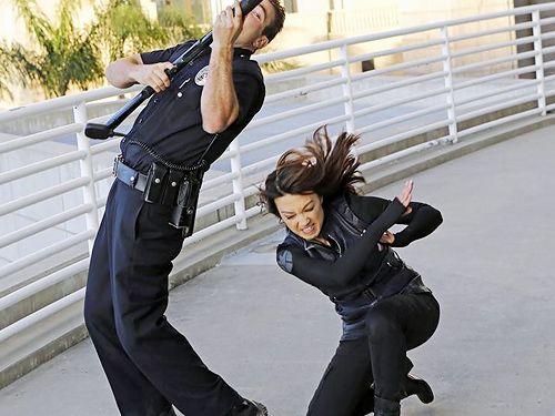 Agent Melinda May (Ming-Na Wen)
