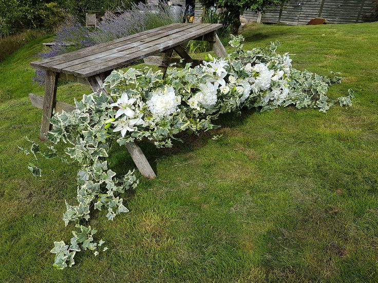 CHEAT to meet the budget. HIRE fake flower & foliage- Add in fresh on the day!