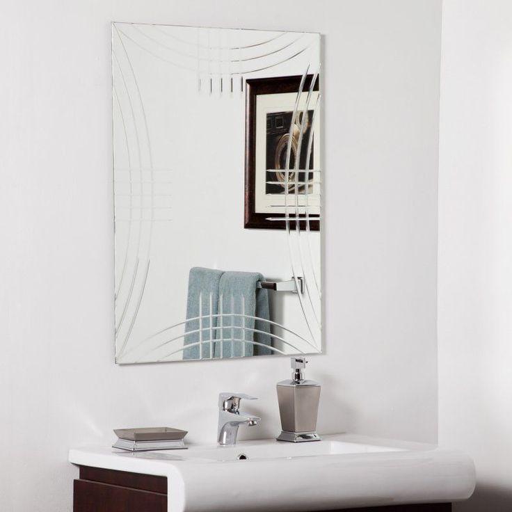 17 Best ideas about Modern Bathroom Mirrors – Bathroom Mirrows