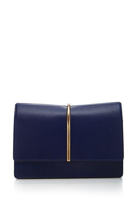 Arc Box Clutch by Nina Ricci for Preorder on Moda Operandi