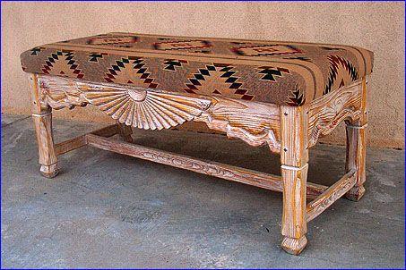 Southwest Benches, Custom Southwestern Benches