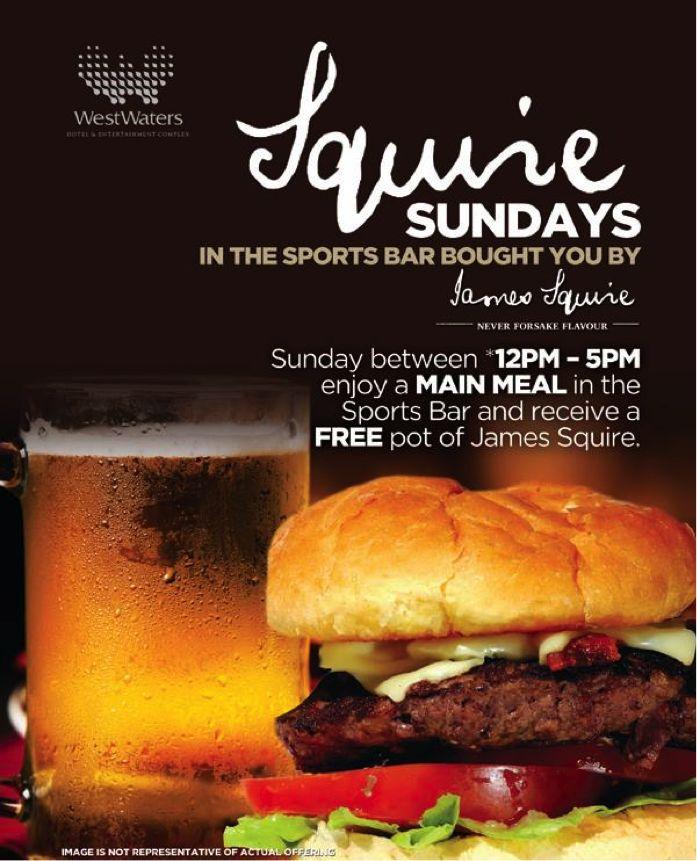 Squire Sundays!