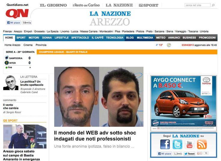 Cesarino Morellato... è tutta questione di keywords