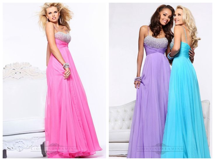 Spaghetti Straps Cross Bodice Long Prom Dresses with Layered Skirt http://www.ckdress.com/spaghetti-straps-cross-bodice-long-prom-dresses-  with-layered-skirt-p-204.html  #wedding #dresses #dress #lightindream #wed #clothing #gown   #weddingdresses #dressesonline #dressonline #bride