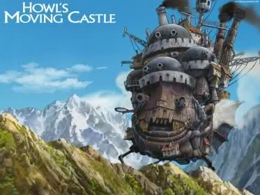 howl's moving castle: Howl'S Moving Castles, Howls Moving Castle, Not Them Miyazaki, Books Club, Movie, Teen Books, Le Chateau, Studios Ghibli, Fairies Tales