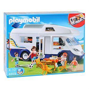 PLAYMOBIL 4859 Grand Camping-Car Familial - Achat / Vente VOITURE - CAMION PLAYMOBIL 4859 Grd Camping-Car - Cdiscount Cadeaux de Noël