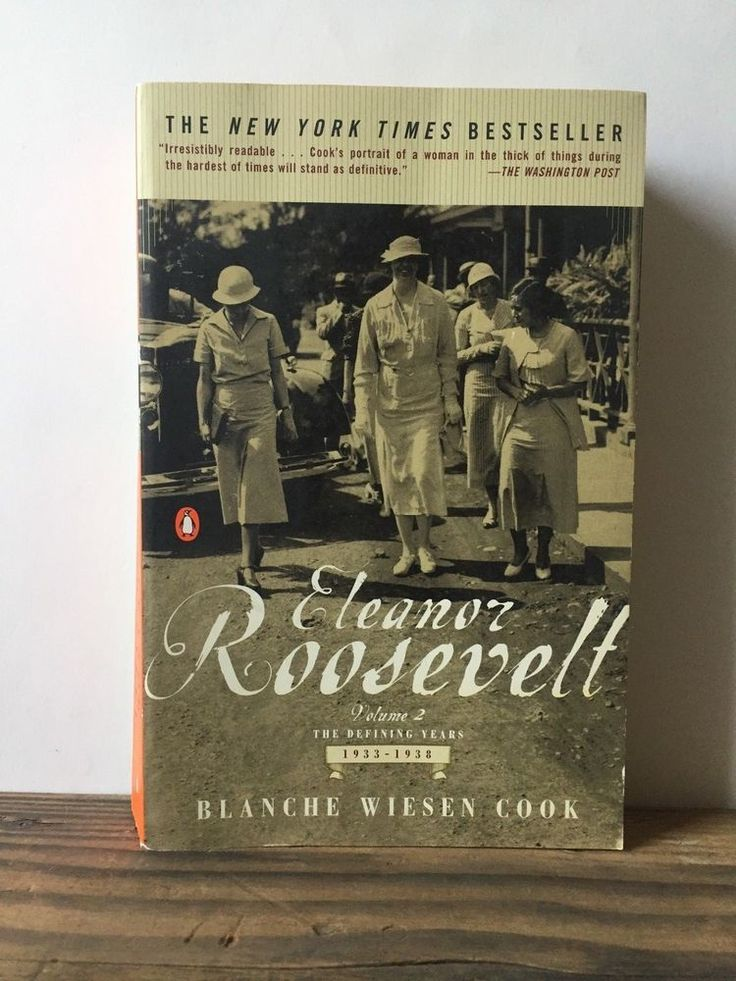 Eleanor Roosevelt Vol. II : The Defining Years, 1933-1938 by Blanche Wiesen Cook