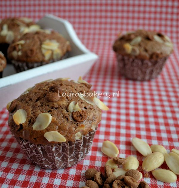 Recept speculaas muffins