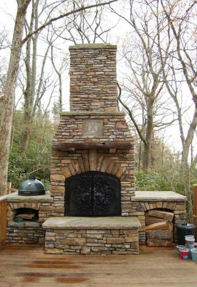 Flagstone Fire Pit Patio Is An Easy DIY