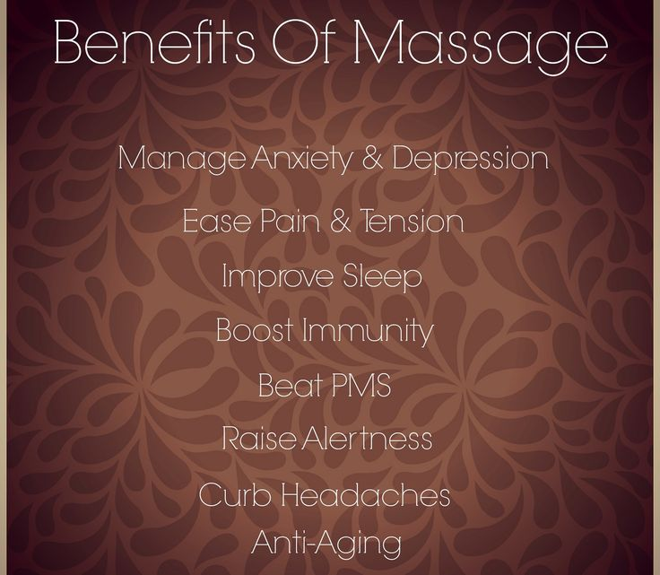 Don't deny yourself of these incredible massage benefits!  Come to Fulcher's Therapeutic Massage in Imlay City, MI and Lapeer, MI for all of your massage needs!  Call (810) 724-0996 or (810) 664-8852 respectively for more information or visit our website lapeermassage.com!