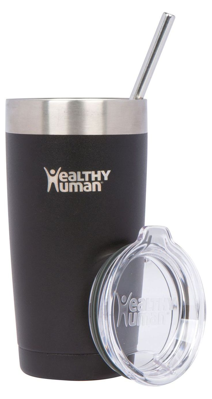 Our 20oz Healthy Human Cruiser tumbler is made from 100% pure food grade 18/8 Stainless Steel. Constructed with double wall insulation it will keep your favorite beverage cold (or hot) 2x's longer than traditional mugs, plastic or flimsy one and done disposable cups. Just as comfortable at home or travel, this cup was built