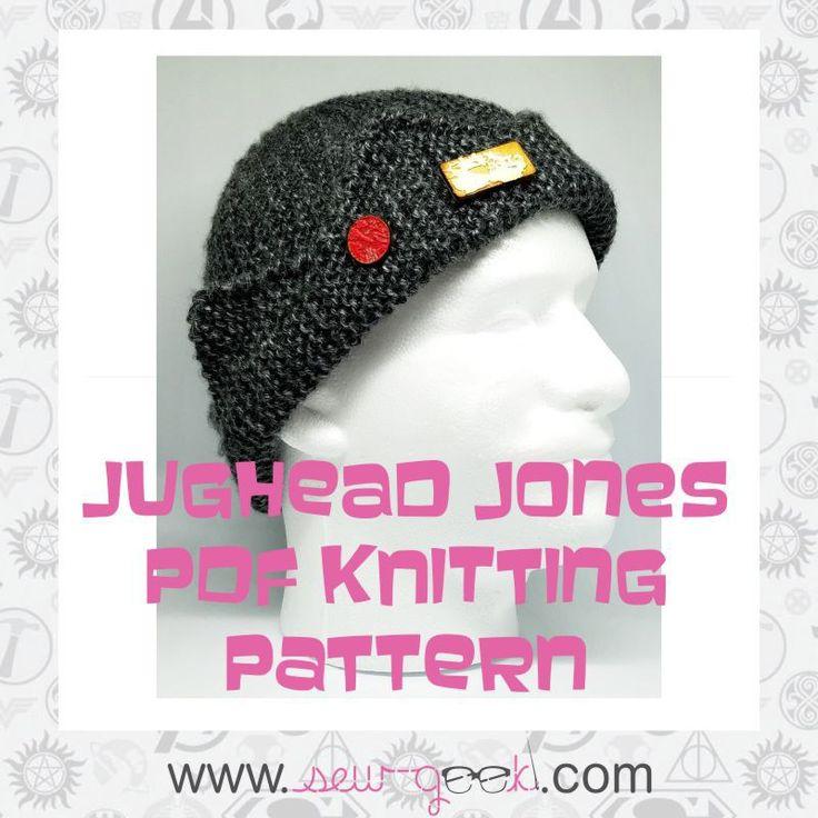 Jughead Jones Knitting Pattern