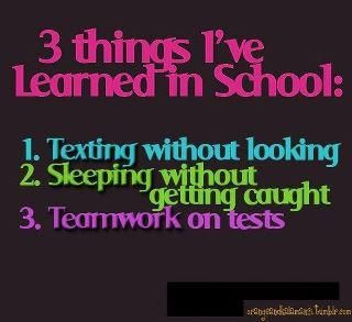 and this is how I got my high-school diploma!: High School, Schools, So True, Funny Quotes, Funny Stuff, Funnies, Things