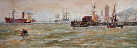 North Shields Shipping