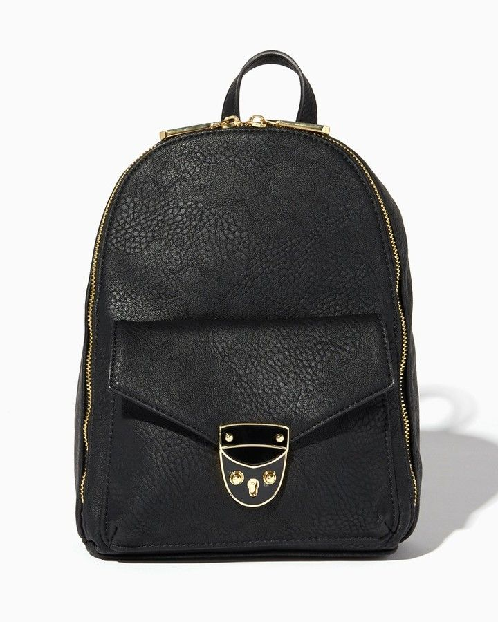 Charming charlie Weekend Trip Mini Backpack