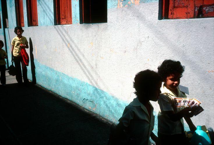 Alex Webb - Dominican Republic. 1980