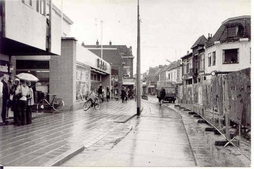 Grotestraat Ede 1976