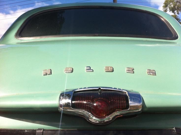 FX Rear Tail Light ANOCSC Australian National Old Car Spotters Club