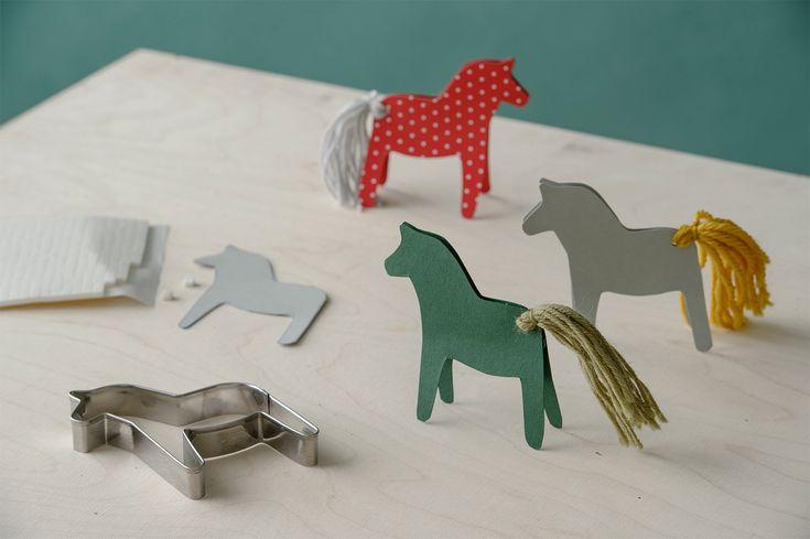 Askartele joulukoristeet lasten kanssa: Pipari...ei vaan paperiponit | K-ruoka #joulu