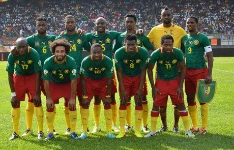 RedTheos24: Χωρίς Μπονγκ η 23άδα του Καμερούν