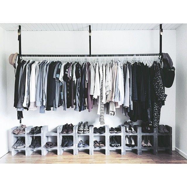 where clothes live