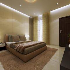 Freelance  3D visualiser의  침실
