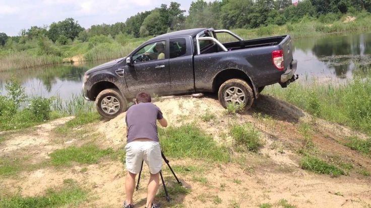 Ford Ranger Off Road Test Part II