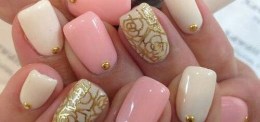 There are many different designs and nails that can only create simply with different Nail Polish colors. It always depend from our own imaginations.