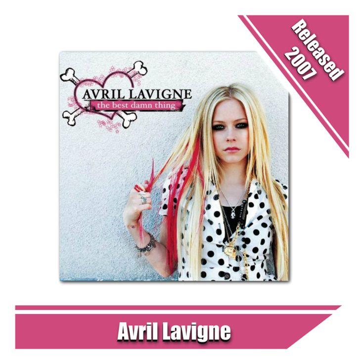 The Best Damn Thing Album by Avril Lavigne #avrillavigne #pop #popmusic #song #music #album #musica #singer #songwriter #video #youtube