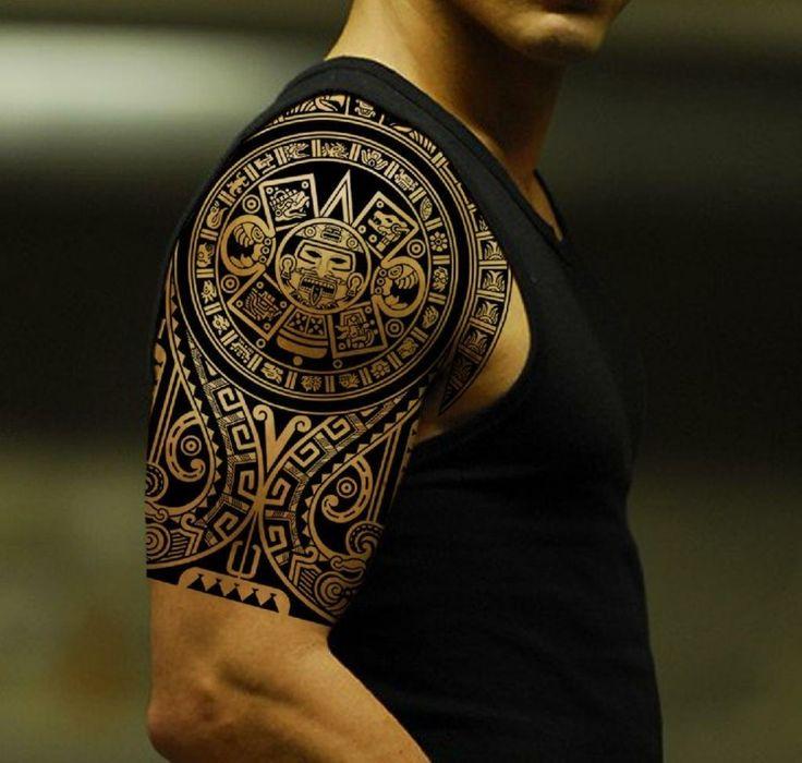 die besten 25 m nner armtattoos ideen auf pinterest guy arm tattoos hand tattoos f r m nner. Black Bedroom Furniture Sets. Home Design Ideas