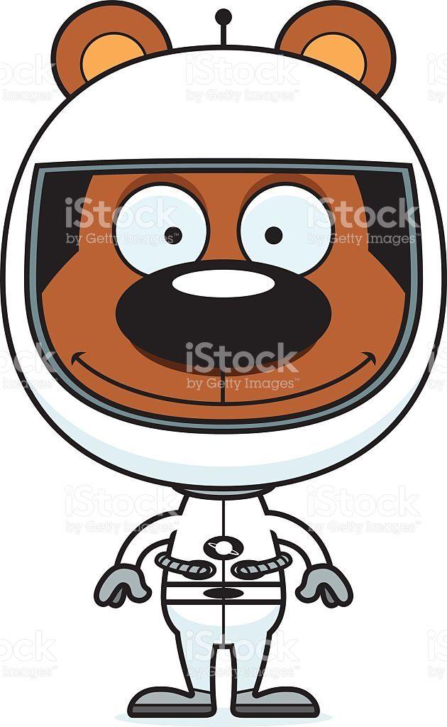 bär astronaut cartoon - Αναζήτηση Google