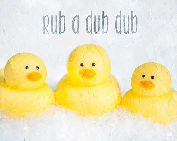 11 best Rubber Ducky Bathroom images on Pinterest | Rubber ducky ...