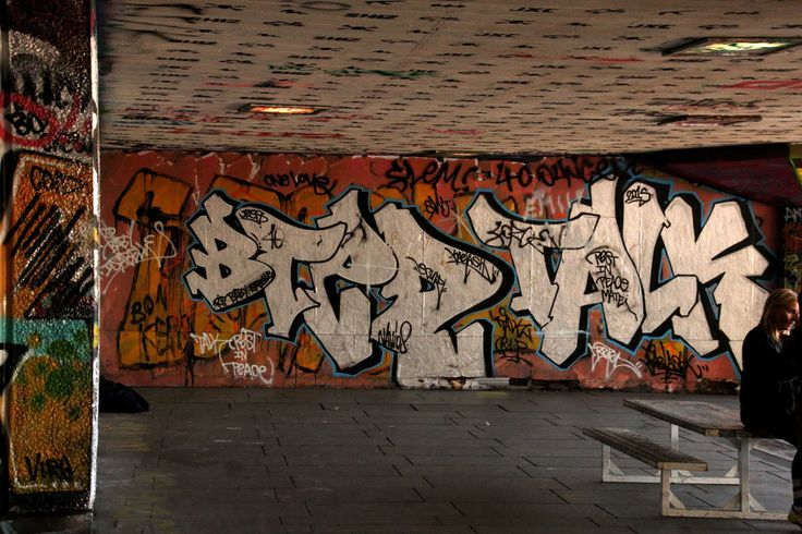 FATS, FBS, HEKLA and others.The Undercroft, South Bank, London.