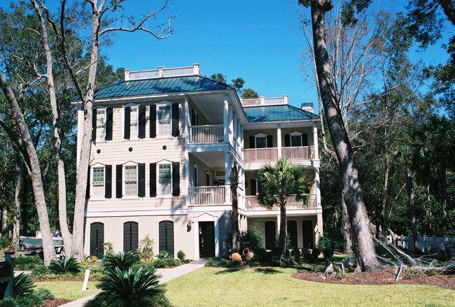 78 Ideas About Charleston House Plans On Pinterest
